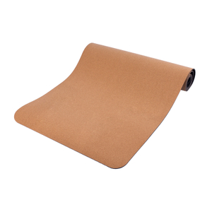 Cork + TPE Yoga Mat YGMA-TC