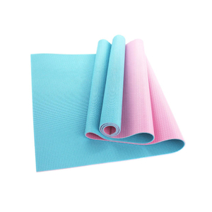 Two-tone Pvc Yoga Mat Ygma-pt